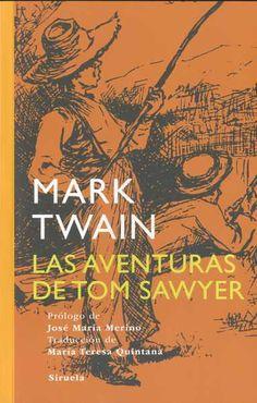 EL LIBRO DEL DÍA    Las aventuras de Tom Sawyer, de Mark Twain.  http://www.quelibroleo.com/las-aventuras-de-tom-sawyer 7-10-2012
