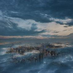 35PHOTO - Hossein Zare - In The Sky