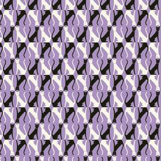 'cats' | Pattern design by anyan