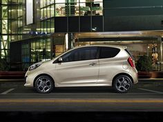 Kia Picanto, Vehicles, Cars, Models, Autos, Night, Lifestyle, City, Rolling Stock