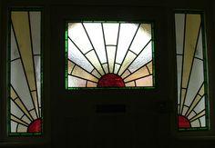 1930s sunburst front door - Google Search