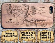 Hey, I found this really awesome Etsy listing at https://www.etsy.com/listing/232937425/middle-earth-map-iphone-66-55s5c-44s