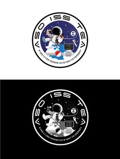ASO ISS-TEA Project Patch Design Patch Design, Space Exploration, Mobile Application, Asos, Patches, Challenges, Tea, Projects, Log Projects