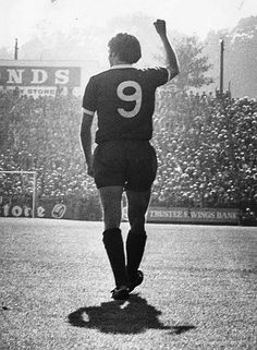 Stevie Heighway on the wing. Love this image.