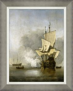 Antique Sailing Ships 2 - Coastal - Our Product