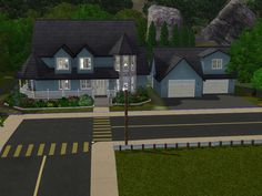 Sims 3 Family Homes - Over $75,000... My Sim Realty : Home of Quality Lots & Worlds for Your Sims!