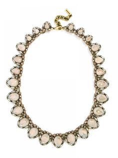 Firestone Collar necklace