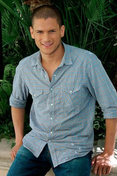 For Deanna :). wentworth miller