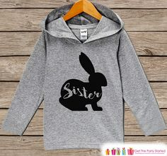 {Now Available} New product: Girls Easter Outf.... Check it out here! http://7ate9apparel.com/products/girls-easter-outfit-easter-sister-bunny-hoodie-easter-spring-pullover-baby-girl-easter-outfit-egg-hunt-kids-grey-toddler-hoodie?utm_campaign=social_autopilot&utm_source=pin&utm_medium=pin