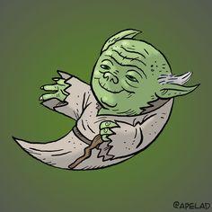 Twitter - Yoda