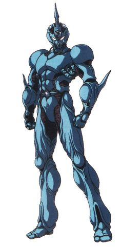Guyver 1.Guyver the Bioboosted Armor -  Guyverology