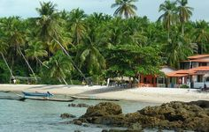 Praia do Morerê, Ilha de Boipeba, Cairu (BA)