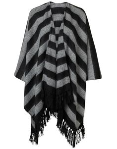 Poncho stripe / indiska.com