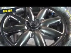Felgen Sprühfolie Tuning Tutorial für FELGENFOLIE mibenco Sprühfolie Felgen English Version: how to tune your rims with mibenco RIM FOIL