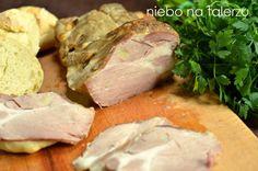 Soczyste mięso zpiekarnika Polish Recipes, My Recipes, Cooking Recipes, Polish Food, Steak, Pork, Turkey, Fish, Baking