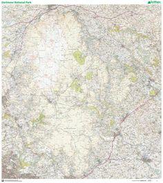 Dartmoor. 1:25 000 | Gomaps