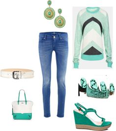 """Untitled #118"" by irene-ephrance on Polyvore"