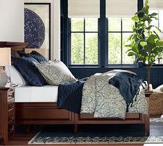 Hudson Storage Bed #potterybarn Guest room