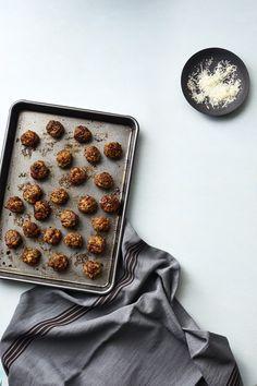 Ricotta Meatballs Meatball Recipes, Beef Recipes, Cooking Recipes, Ninja Recipes, Recipies, Italian Dishes, Italian Recipes, Ricotta Meatballs, French Fries Recipe