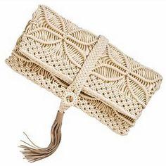 Resultado de imagen para macrame purses and bags Macrame Colar, Macrame Purse, Macrame Knots, Macrame Jewelry, Macrame Bracelets, Macrame Necklace, Crochet Bracelet Tutorial, Macrame Tutorial, Diy Tutorial