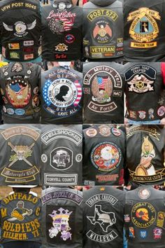 Volunteers place thousands of Christmas wreaths on graves of fallen heroes Harley Davidson Leather Jackets, Harley Davidson Motorcycles, Biker Clubs, Motorcycle Clubs, Arming Sword, Winter Leather Jackets, Art And Craft Videos, Biker Quotes, Biker Patches