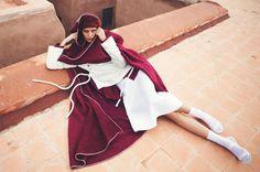 La Rosa Del Desierto Vogue Spain March 2015 Photographer: David Bellemere Fashion Editor: Marina Gallo