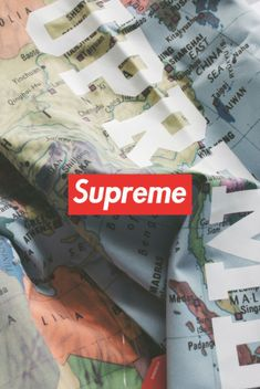 Supreme map coming soon