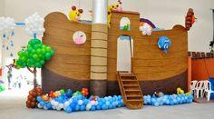 decoração escola biblica infantil - Pesquisa Google