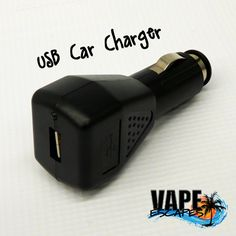 A USB adapter that plugs into a car's cigarette lighter port  *All hardware sales are final.