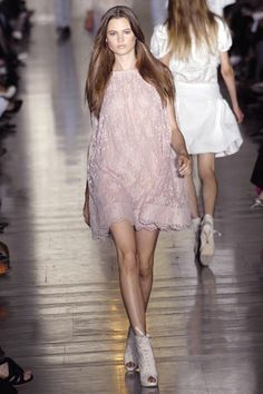 Jill Stuart Spring 2007 Ready-to-Wear Collection Slideshow on Style.com