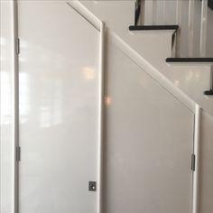 Stairway Storage, Stairways, Storage Ideas, Mirror, Furniture, Home Decor, Staircase Storage, Stairs, Staircases