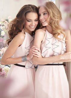 Jim Hjelm bridesmaids dresses 2012
