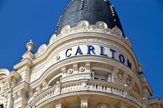 Hotel Carlton : Cannes, France