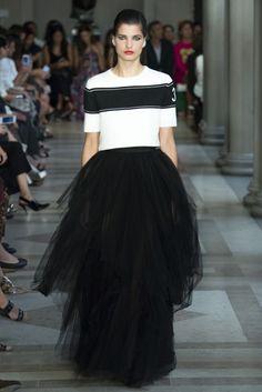 Carolina Herrera New York Spring/Summer 2017 Ready-To-Wear Collection | British…