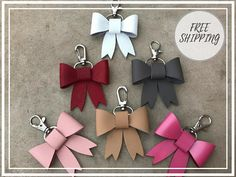 Fairytale gifts sister in law gifts for daughter beauty-gift clothing-gift from bride mother in law Sister In Law Gifts, Mother In Law Gifts, Personalized Gift Cards, Diy Backpack, Leather Jewelry, Leather Bow, Inexpensive Gift, Leather Keychain, Cheer Bows