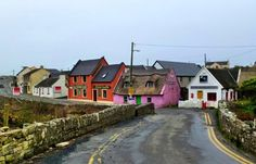 Doolin is a beautiful place in western Ireland with an Old World feel. Decide what you want to do as there are plenty of attractions in Doolin. Clare Ireland, County Clare, Visit Thailand, Overseas Travel, Emerald Isle, Ireland Travel, Belfast, Lodges, Places To See