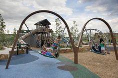 Conceptos de Diseño :: Portafolio :: Parques infantiles Destino :: Centennial Center Park