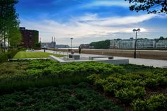 The new Nine Elms idyll: riverside gardens open at St George Wharf Riverside Garden, Hampstead Heath, Weekend Activities, Things To Do In London, Kew Gardens, Day Trips, Stuff To Do, Around The Worlds, Gems