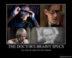 The Doctors' Brainy Specs MP by RoseBadWolfTyler