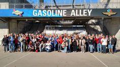 Mustang Club of America celebrates its 40th anniversary at Indy