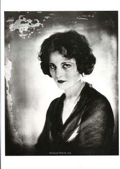 American Actress Tallulah Bankhead 1925 Repro POSTCARD James Abbe Photographer
