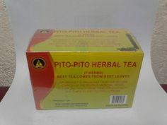 Pito Pito Tea Herbal Organic All Natural Tea
