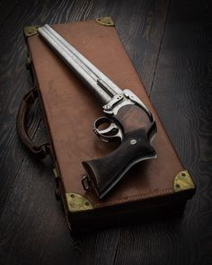 Westley Richards .410 O/U pistol