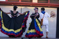 Ballet Folklorico Resurreccion - Colombia