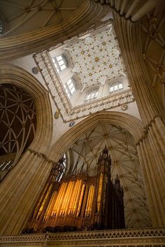 York Minster, York, UK; photo by David (aka phizzy21)