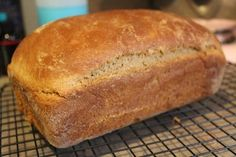 100 days of real food WW bread recipe by hand