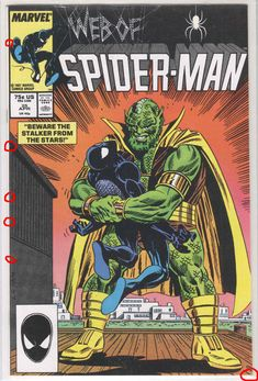 Title: Web Of Spider-Man | Year: 1985 | Publisher: Marvel | Number: 25 | Print: 1 | Type: Regular | TitleId: 11f736ac-5495-40c0-8d49-98b9608736e7