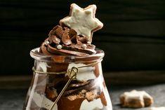 Ein ganz besonderes Dessert ist der Starshake. Aus feinem Kakao, Marscapone und Zimtsternen entsteht diese köstliche Kreation.