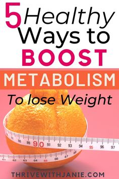Cant lose weight? Your metabolism is likely to blame. Here are simple healthy ways to boost your metabolismand start losing weight naturally. Start Losing Weight, Ways To Lose Weight, Weight Gain, Weight Loss, Ways To Boost Metabolism, Slow Metabolism, Healthy Habits, Healthy Recipes, Natural Lifestyle