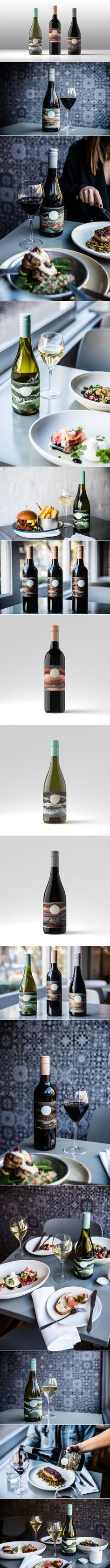 Wine Labels Created from Algorithms: Data and Design Go Hand in Hand for PREECE — The Dieline | Packaging & Branding Design & Innovation News
